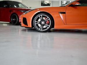 Jaguar F-Type SVR coupe AWD - Image 4