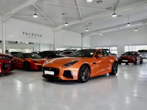 Jaguar F-Type SVR coupe AWD - Image 5
