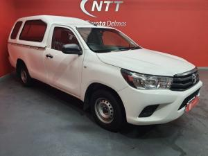 Toyota Hilux 2.0 VvtiP/U Single Cab - Image 1