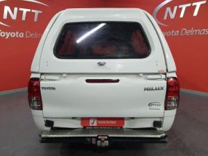 Toyota Hilux 2.0 VvtiP/U Single Cab - Image 5