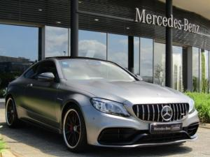 Mercedes-Benz AMG Coupe C63 S - Image 1