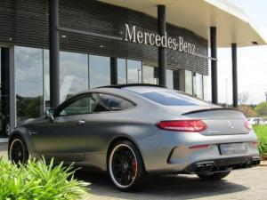 Mercedes-Benz AMG Coupe C63 S - Image 5