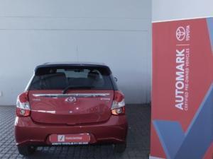 Toyota Etios 1.5 Sport LTD Edition 5-Door - Image 10