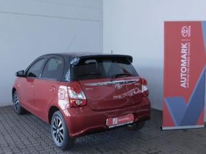 Toyota Etios 1.5 Sport LTD Edition 5-Door - Image 15