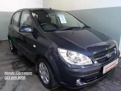 Hyundai Cape Town Getz 1.4 GL