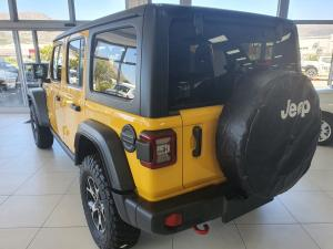 Jeep Wrangler Unlimited 3.6 Rubicon - Image 4