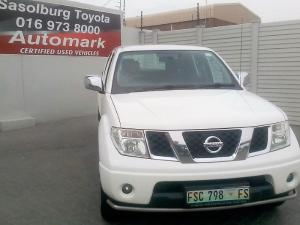 Nissan Navara 2.5dCi double cab XE - Image 8