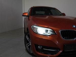 BMW 220d Sport Line - Image 16