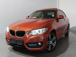 BMW 220d Sport Line - Image 1