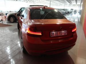BMW 220d Sport Line - Image 7