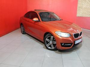 BMW 220d Sport Line - Image 8