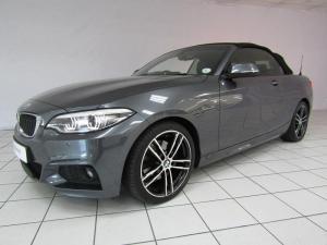 BMW 220i Convert M Sport automatic - Image 1