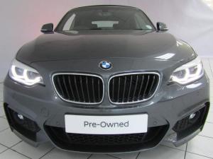 BMW 220i Convert M Sport automatic - Image 2