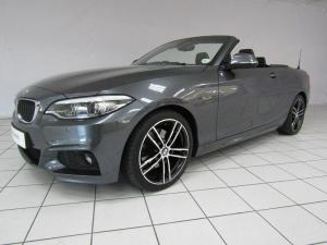 BMW 220i Convert M Sport automatic - Image 6