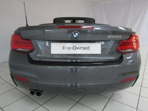 BMW 220i Convert M Sport automatic - Image 8