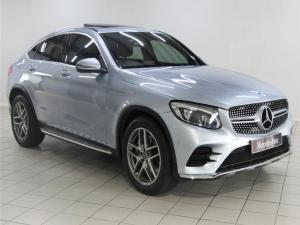 Mercedes-Benz GLC Coupe 350dAMG - Image 1