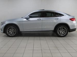 Mercedes-Benz GLC Coupe 350dAMG - Image 4