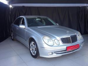 Mercedes-Benz E 240 Avantgarde - Image 1