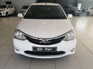 Toyota Etios 1.5 Xs/SPRINT - Image 2