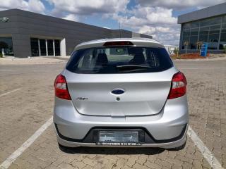 Ford Figo 1.5Ti VCT Ambiente