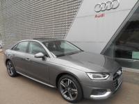 Audi A4 2.0T FSI Advanced Stronic