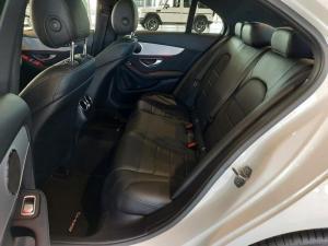 Mercedes-Benz C180 AMG Line automatic - Image 10