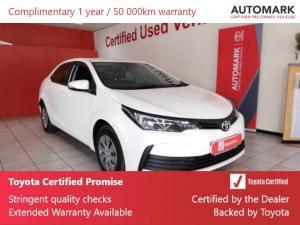 Toyota Corolla Quest 1.8 - Image 1
