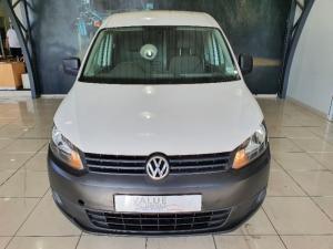 Volkswagen Caddy Maxi 2.0TDI panel van - Image 4