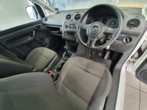 Volkswagen Caddy Maxi 2.0TDI panel van - Image 8