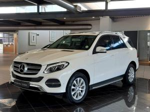 2017 Mercedes-Benz GLE 250d 4MATIC