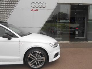 Audi A3 2.0T FSI Stronic T