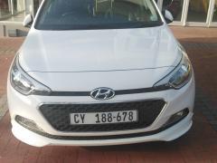 Hyundai Cape Town i20 1.4 Sport