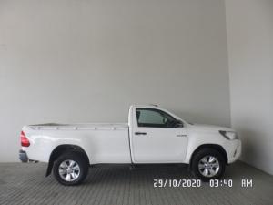 Toyota Hilux 2.4 GD-6 SRX 4X4 automaticS/C - Image 3