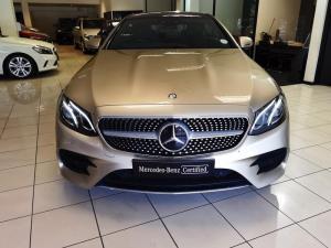Mercedes-Benz E 200 Coupe - Image 2