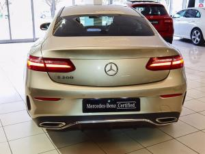 Mercedes-Benz E 200 Coupe - Image 3