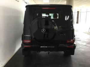 Mercedes-Benz G-Class G400d Stronger Than Time - Image 6