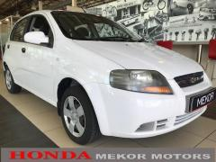 Chevrolet Cape Town Aveo 1.6 LS hatch