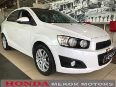 Chevrolet Cape Town Sonic sedan 1.6 LS