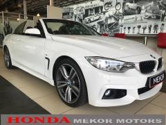 BMW Cape Town 4 Series 428i convertible M Sport auto