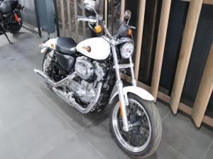 Harley Davidson Sportster XL883 L Super LOW - Image 3