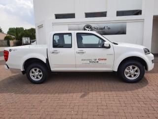 GWM Steed 5E 2.0VGT double cab SX