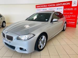 BMW 535i M Sport automatic - Image 4