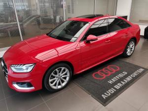 Audi A4 40TFSI Advanced line - Image 1