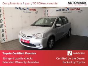 Toyota Etios hatch 1.5 Xi - Image 1