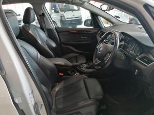 BMW 220d Active Tourer automatic - Image 11