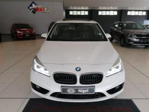 BMW 220d Active Tourer automatic - Image 2
