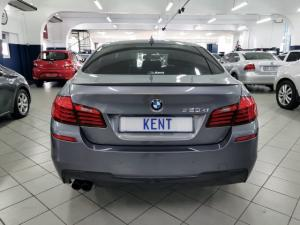 BMW 5 Series 520d - Image 5