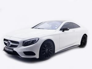 Mercedes-Benz S 500 Coupe - Image 1