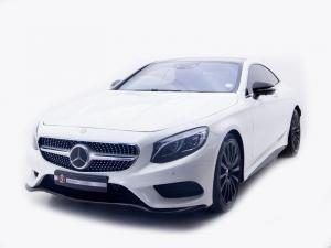 Mercedes-Benz S 500 Coupe - Image 2