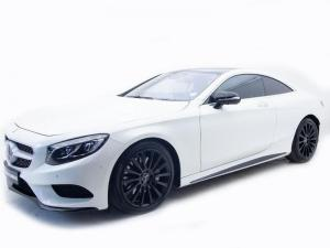 Mercedes-Benz S 500 Coupe - Image 4